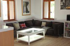 Appartement à Chamonix-Mont-Blanc - Couloir: Residence Le Globe