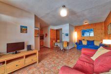 Salle de séjour spacieuse