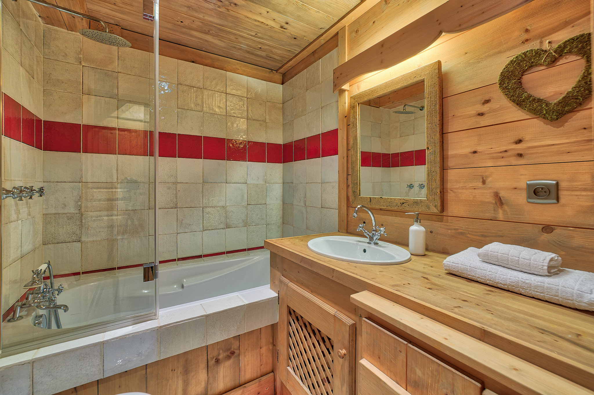 Chalet luxe aux Houches