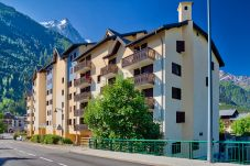 Studio à Chamonix-Mont-Blanc - Chatenet: Residence Courmayeur C