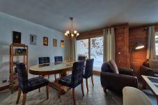 Appartement à Chamonix-Mont-Blanc - Burgundy: residence Villa Vallet
