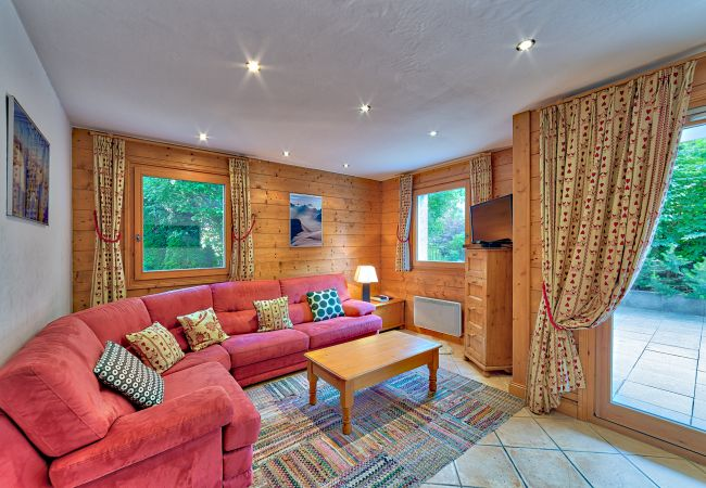 à Chamonix-Mont-Blanc - Beaujolais: Residence Villa Vallet