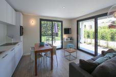 Aparthotel à Sévrier - SEVRIER - Eaux Cristallines - 2 pièces avec jardin
