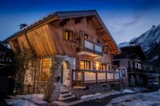 Chalet in Chamonix-Mont-Blanc - Chalet Grand Cru