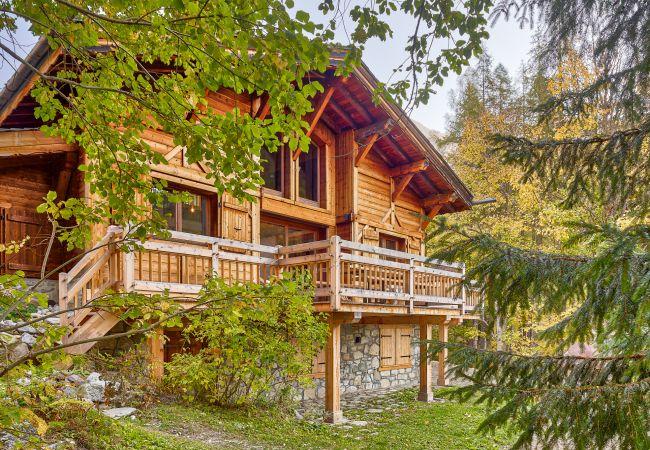 Villa in Chamonix-Mont-Blanc - Chalet Higamel