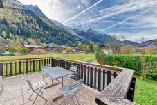 Rent by room in Chamonix-Mont-Blanc - Chalet Blanche Bedroom 4 (2 persons)